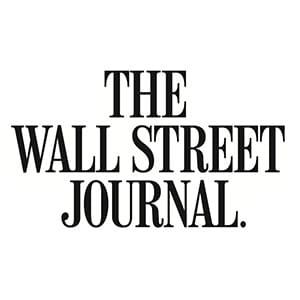 The Wall Street Journal Logo.